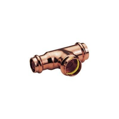 Trójnik redukcyjny 22x15x22mm B Press Gas