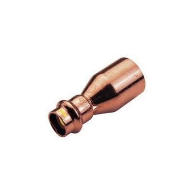Łącznik redukcyjny 18x15mm B Press Gas
