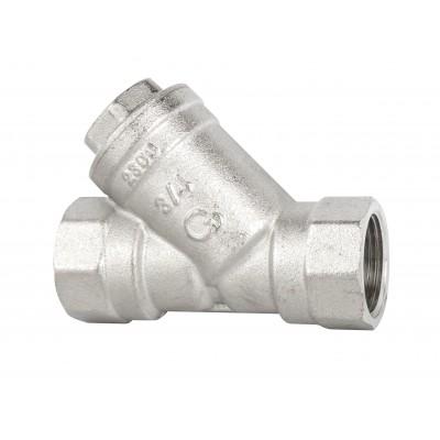Filtr skośny do gazu 1/2 cala DN15