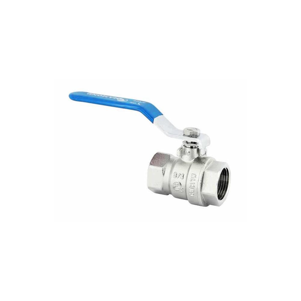 Zawór kulowy z rączką i dławicą PN30 Hiszpan DN50 2 cale