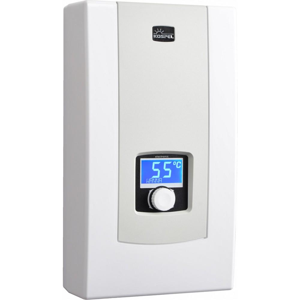 Podgrzewacz wody przepływowy elektryczny PPE2-9/12/15 electronic LCD
