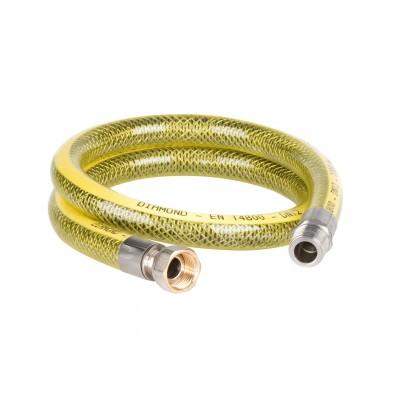 Przewód przyłączeniowy CMG 1/2 cala WZ Flex L-1000mm