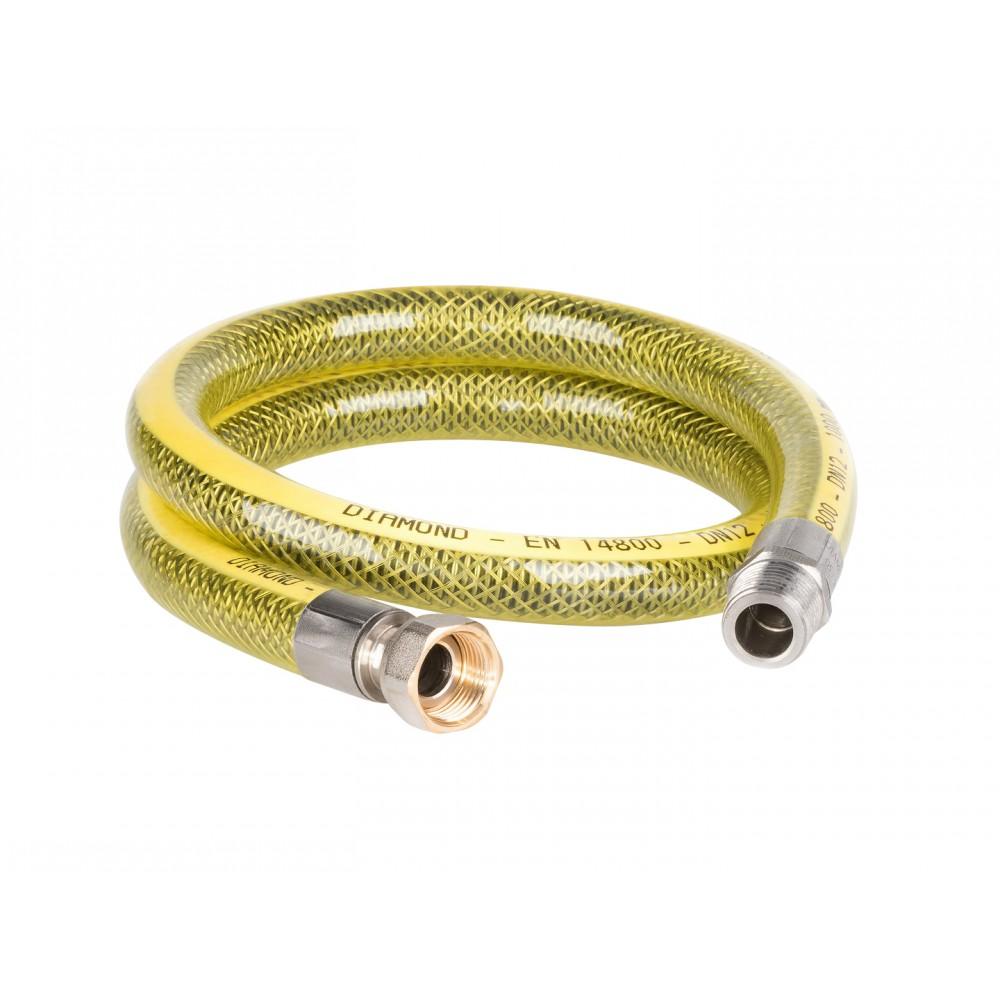 Przewód przyłączeniowy CMG 1/2 cala WZ Flex L-1500mm