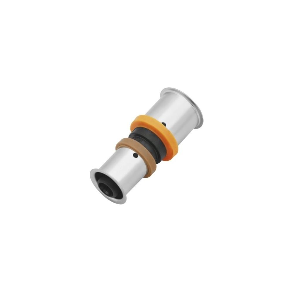 Łącznik redukcyjny KAN-therm Press PPSU z pierścieniem zaprasowywanym 25x16