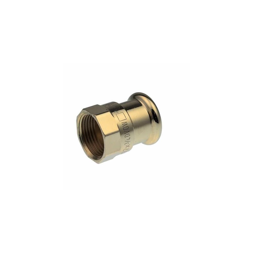 XPress COPPER S2 Mufa GW 15mm x 3/8