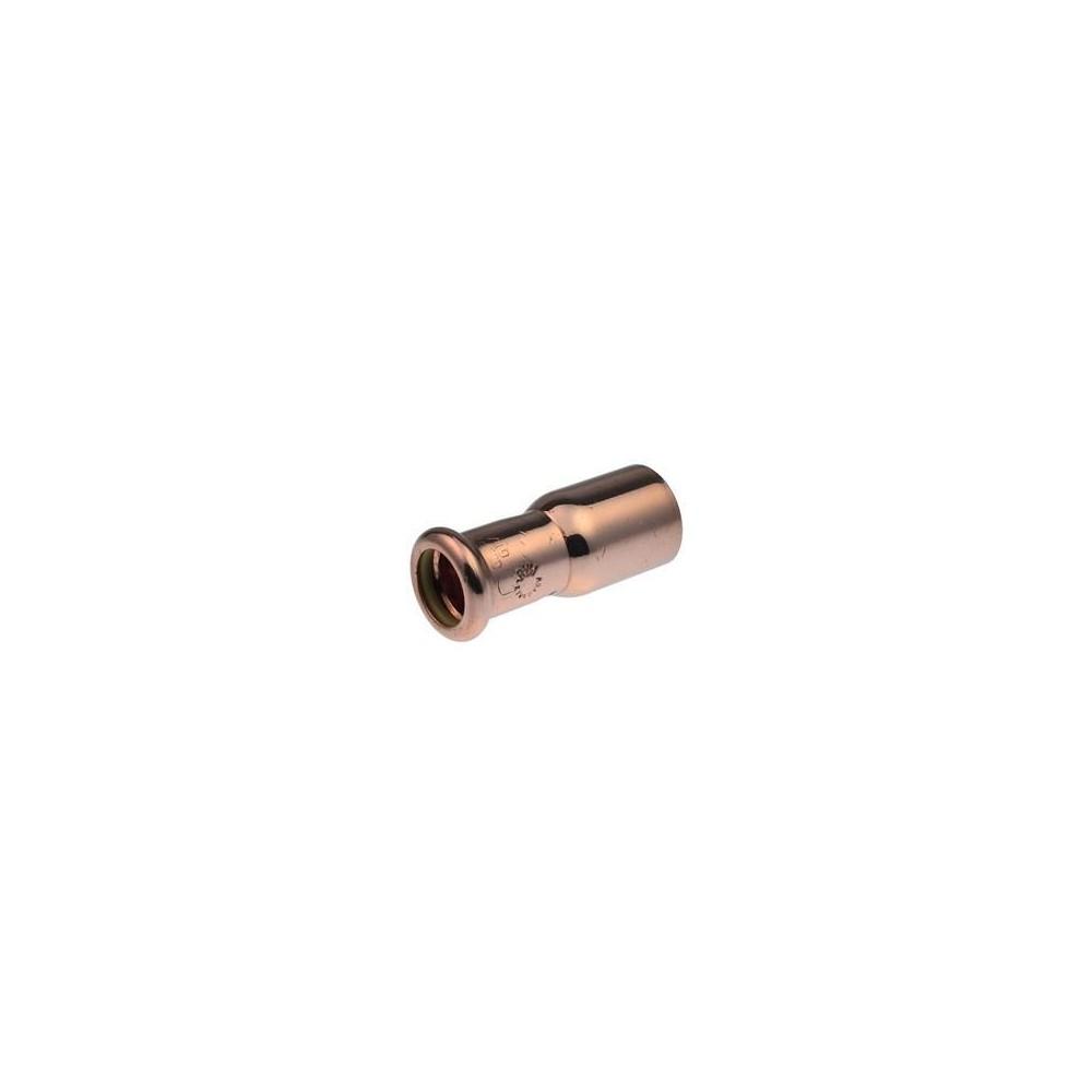 XPress GAZ SG6 Nypel red. 18 x 15mm