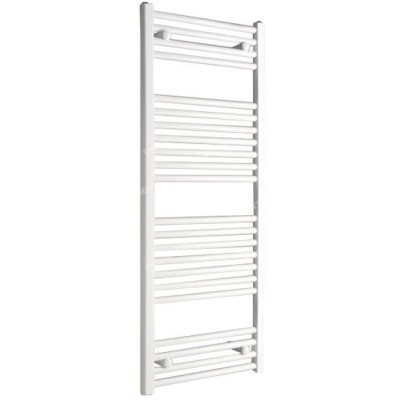 Grzejnik łazienkowy ONNLINE PB 80X060 420W prosty, podłącz.dolne, rozstaw= 555mm, biały RAL9016