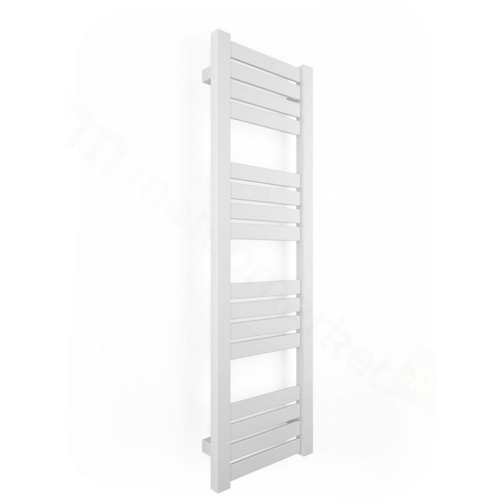 Grzejnik łazienkowy ONNLINE PBV 540x1110, moc grzewcza: 512W (75/65/20), rozstaw: 500mm, typ podłączenia: SX, kolor: biały RAL90