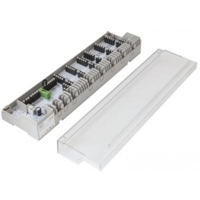 Listwa elektryczna ogrzewanie/chłodzenie BASIC+ 6 stref 230V