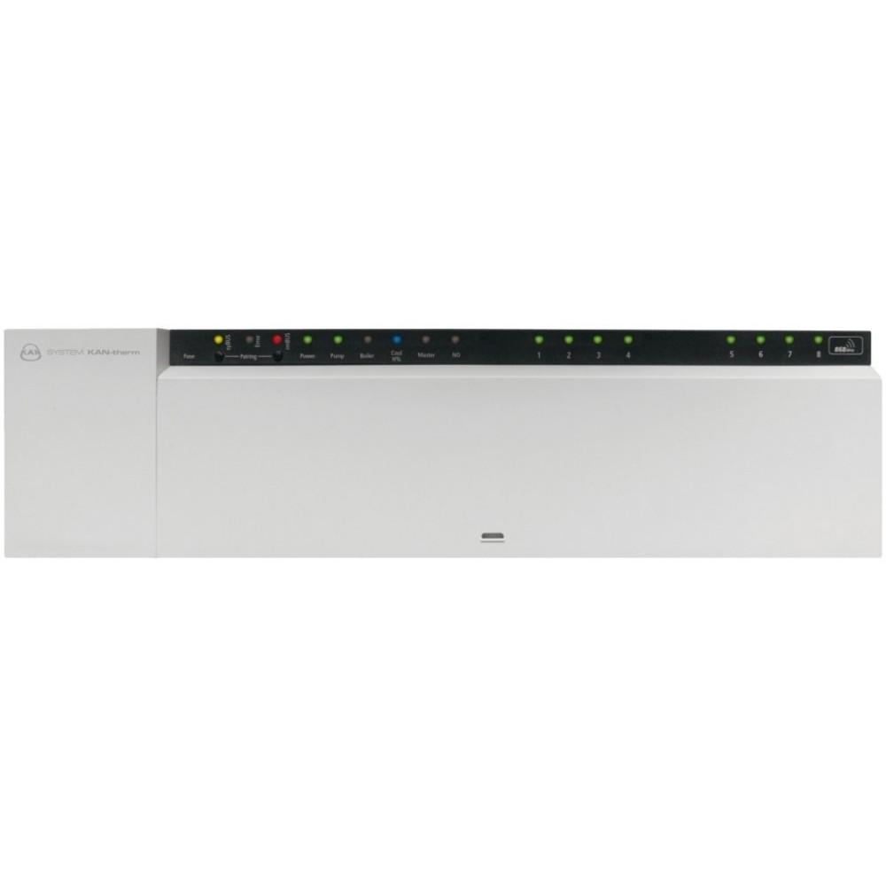 Listwa elektryczna 230V bezprzewodowa z LAN 8 stref SMART