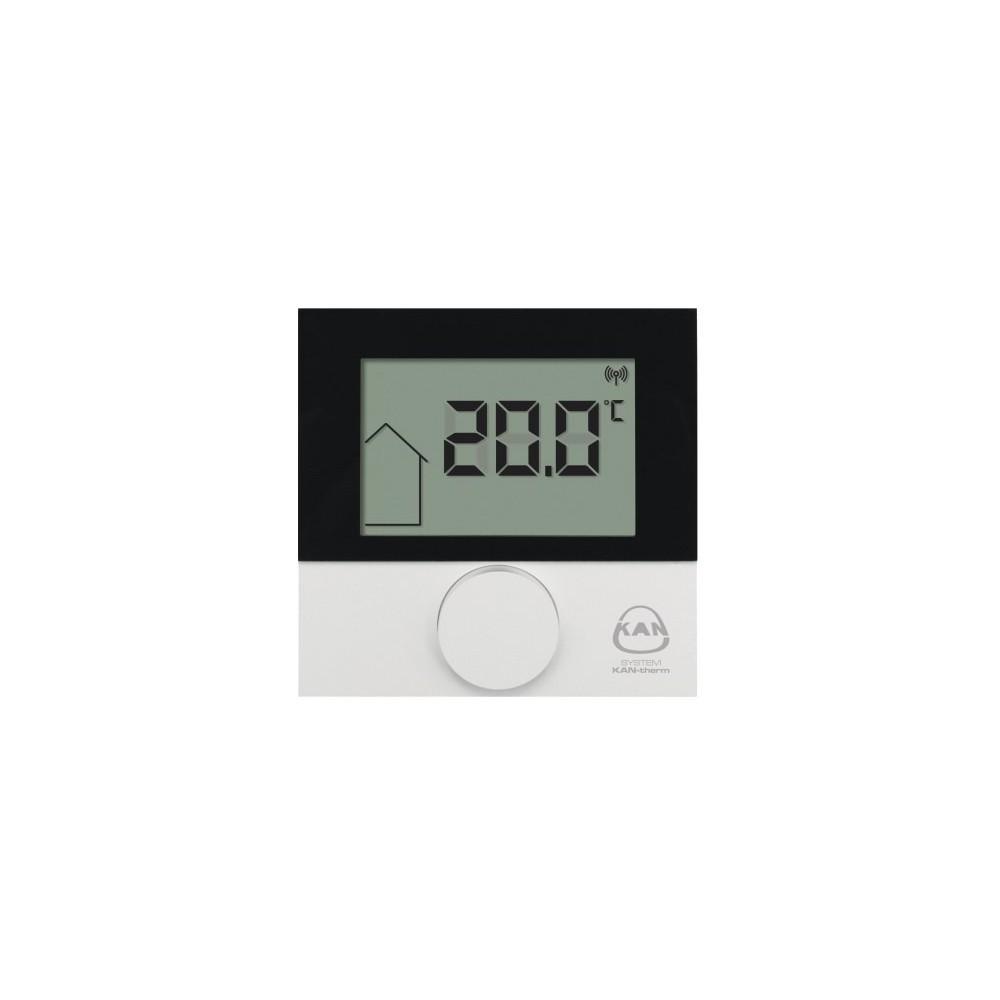 Termostat bezprzewodowy pokojowy z wyświetaczem LCD SMART