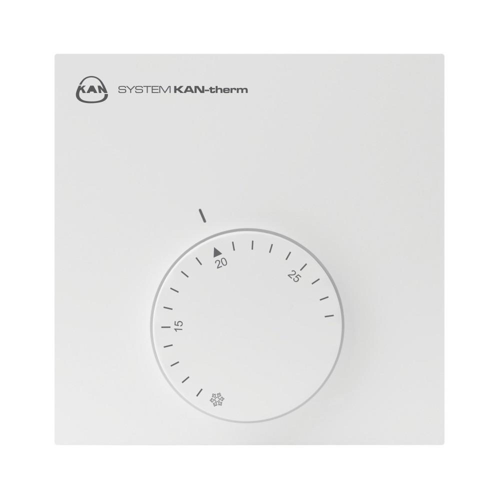 Termostat przewodowy pokojowy BASIC+ 24V