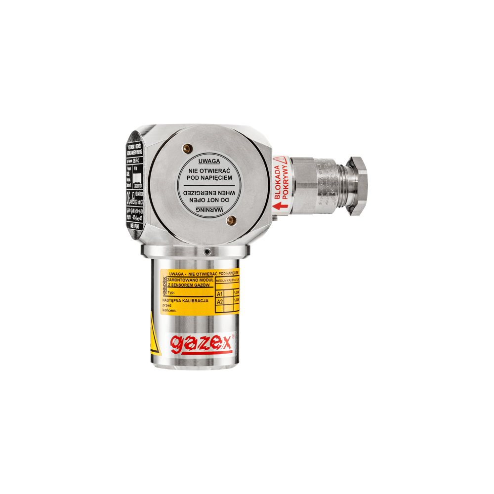 Detektor propan-butanu DEX-15/N-10/30 (dwuprogowy)