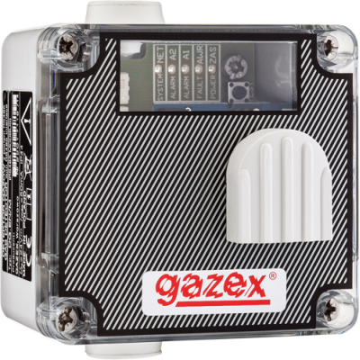 Dwuprogowy detektor gazów DG-14.EN/M