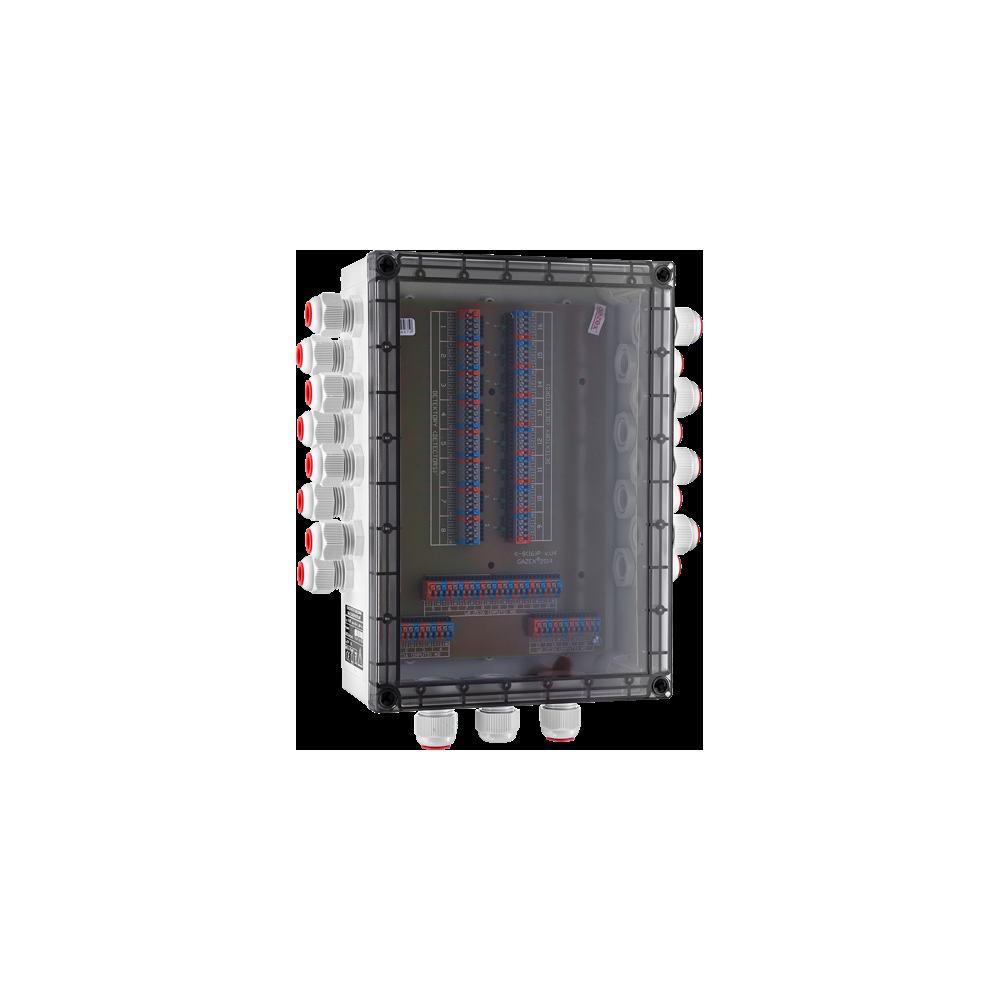 Koncetrator okablowania K-16P