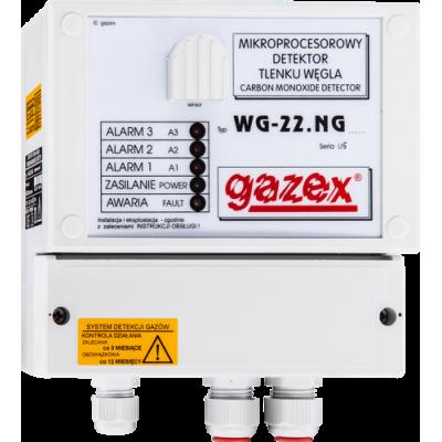 Detektor tlenku węgla WG-22.NG