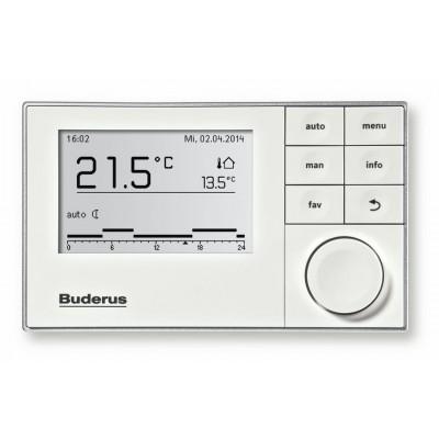 Buderus Logamax Plus GB072 20KW V2+RC310(biały)+FA+web KM200V2 - jednofunkcyjny