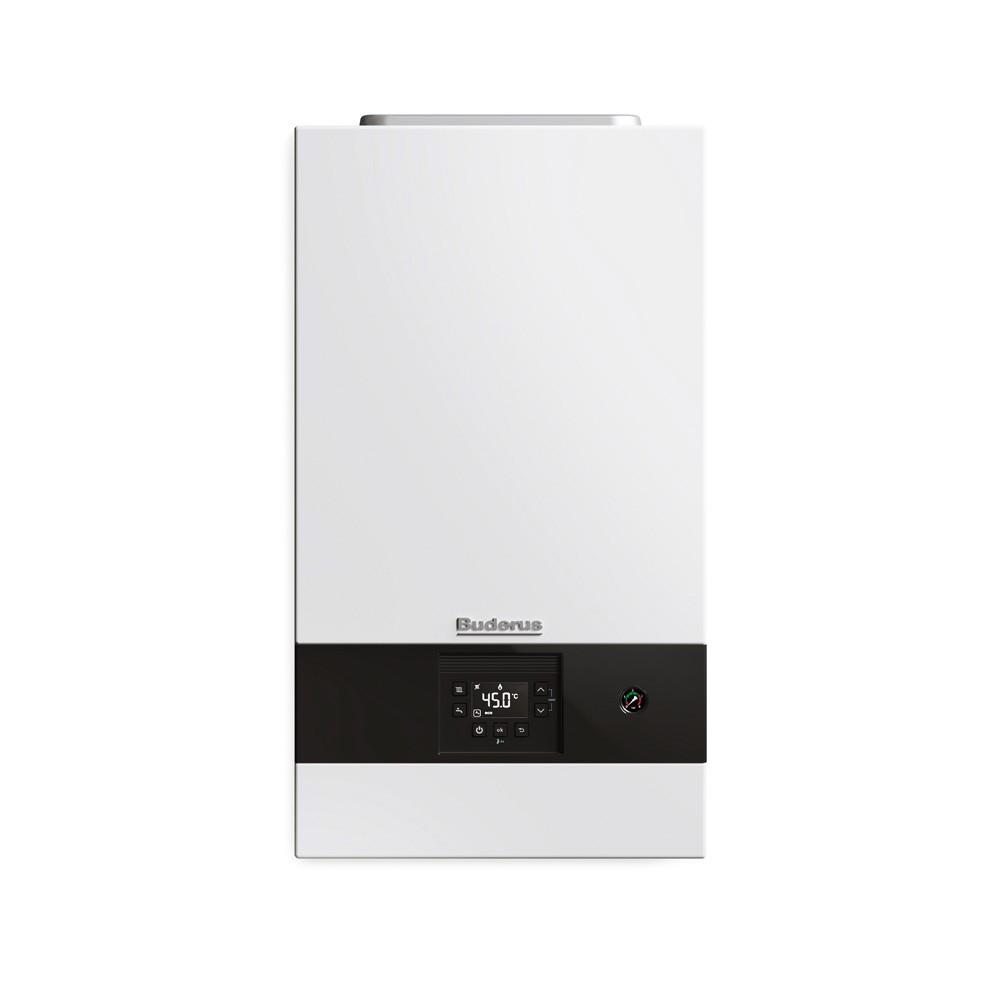 Buderus Logamax plus GB122i-15TH + RC310(biały) - Jednofunkcyjny