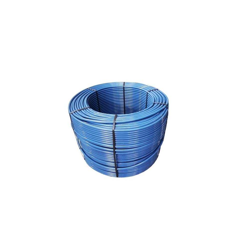 Rura PE-RT Blue Floor z osłoną EVOH 5-warstwowa - 16x2.0 zwój 600 m