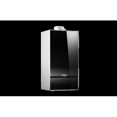 Buderus Logamax Plus GB172i 14kW, front:czarny - jednofunkcyjny