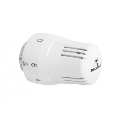 Głowica termostatyczna model 399 kolor: biały