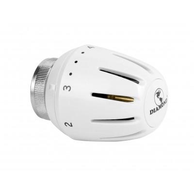 Głowica termostatyczna model 403 Mini kolor: biały
