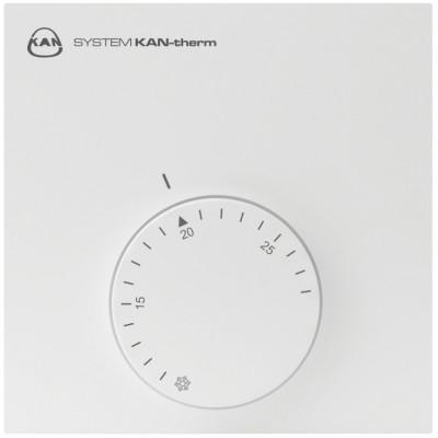 Termostat przewodowy pokojowy ogrzewanie/chłodzenie BASIC+ 230V