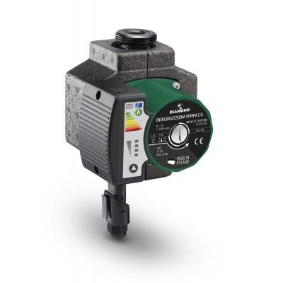 Elektroniczna, energooszczędna pompa c.o. 25-70/180