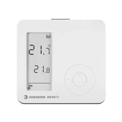 Uniwersalny bezprzewodowy regulator temperatury Euroster E4010TXRX