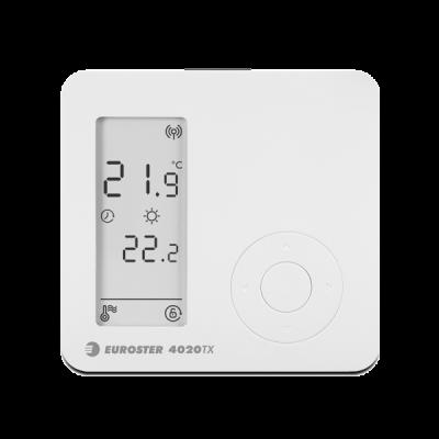 Uniwersalny bezprzewodowy regulator temperatury Euroster E4020TXRX