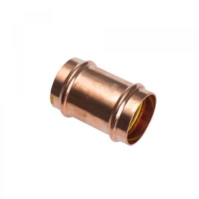 Mufa 15mm B Press Gas