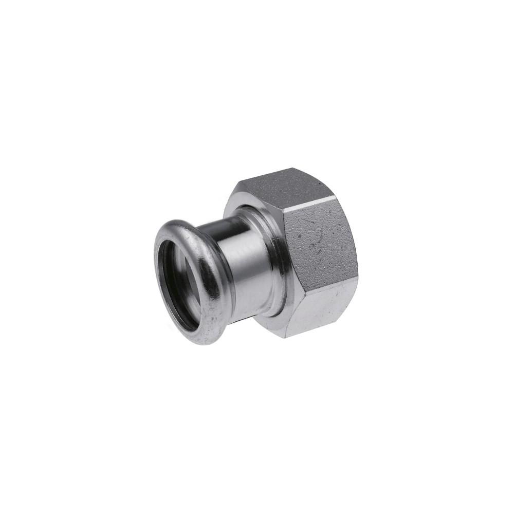 Półśrubunek z gwintem wewnętrznym KAN-therm Steel 28 x G1 1/4