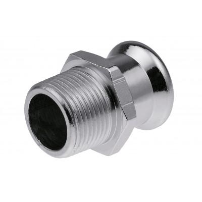 Złączka z gwintem zewnętrznym KAN-therm Steel 18 x R3/4