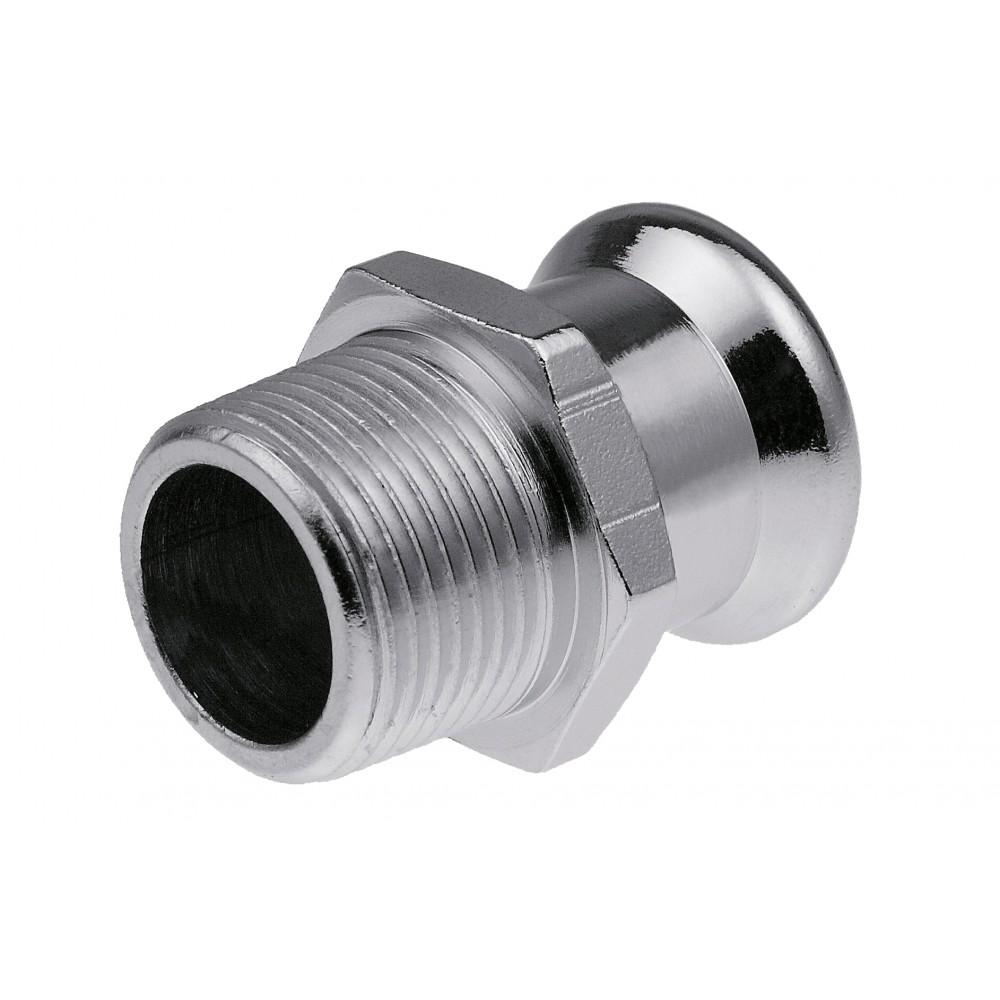 Złączka z gwintem zewnętrznym KAN-therm Steel 22 x R3/4
