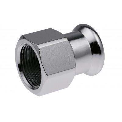 Złączka z gwintem wewnętrznym KAN-therm Steel 22 x Rp3/4